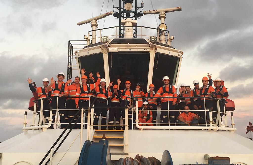 Rivtow Marine Port Hedland